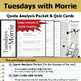Tuesdays with Morrie Unit Bundle