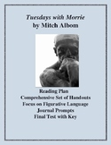 Tuesdays with Morrie:  A Complete Lesson Plan