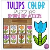 Tulip Colors Puzzle