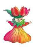 Tulip flower for decoration
