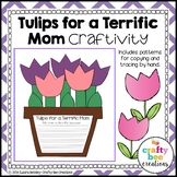 Mother's Day Craft {Tulips for a Terrific Mom}