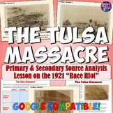Tulsa Massacre Lesson