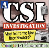Tulsa Race Riots: What Led To Them? A CSI Investigation on the 1921 Tulsa Riots!