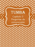 Tumba Chapter 2 Comprehension Questions