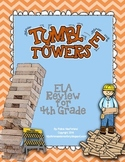 Tumble Towers -4th Grade ELA Review Game