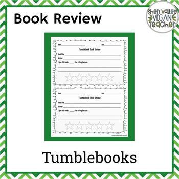 Book Review - Tumblebooks - FREEBIE