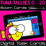 Tuna Tallies - Identifying and Building Tally Marks from 0 to 20