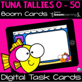 Tuna Tallies - Identifying and Building Tally Marks from 0 to 50