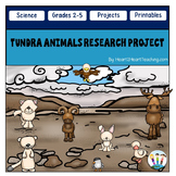 Tundra Animals Research Project & Rubric