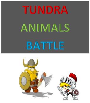 Tundra Animals Battle