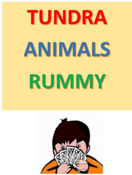 Tundra Animals Rummy