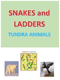 Tundra Animals -- Snakes and Ladders