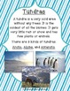 Tundra Biome Habitat Science Pack (Worksheets, Vocabulary, Chart, Foldables)