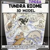 Tundra Biome Model - 3D Model - Biome Project