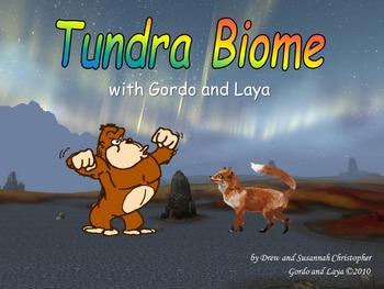 Tundra Biome with Gordo and Laya
