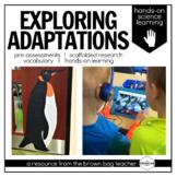 Tundra Exploration: A Literacy Based Habitat Study