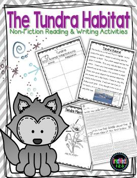 Tundra Habitat Informational Unit
