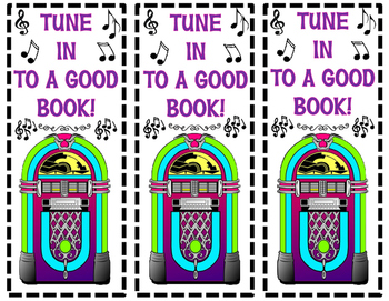 TUNE IN TO A GOOD BOOK!