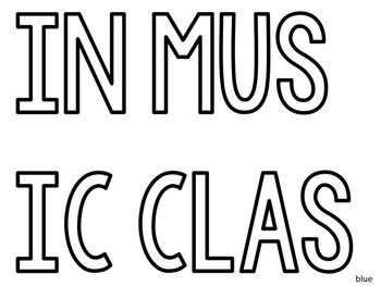 Tuneful, Beatful, & Artful Feierabend inspired bulletin board