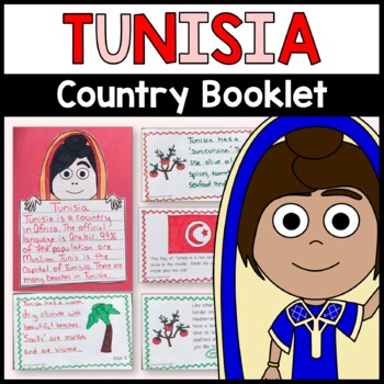 Tunisia Country Booklet - Tunisia Country Study - Interactive and Differentiated