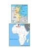 Tunisia Map Scavenger Hunt
