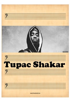 Tupac Shakar - Music as literature