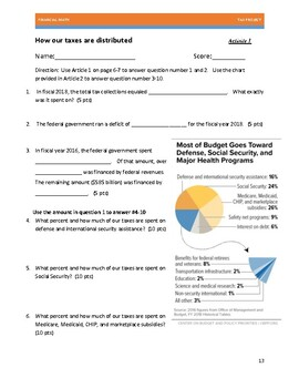 Turbo Tax Project: Learn to read W2 and file taxes
