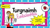 Turgnaimh Eolaíochta (as Gaeilge) //Science Experiments (i