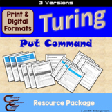 Turing 1 A Put Command 3 Version Package