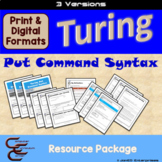 Turing 1 B Put Syntax 3 Version Package