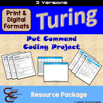 Turing 1 C Put Culminating Activity 3 Version Package