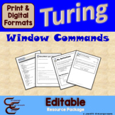 Turing 11 B Windows Commands Package