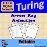Turing 11 D Arrow Key Animation Package