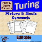 Turing 11 E Picture & Music Commands Package