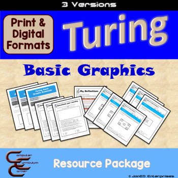 Turing 2 A Draw Commands 3 Version Package