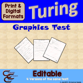 Turing 2 B Draw Test Package