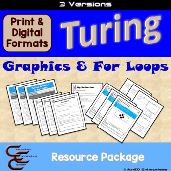 Turing 2 C For Loop Structure 3 Version Package