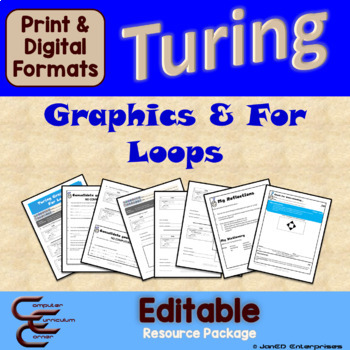Turing 2 C For Loop Structure