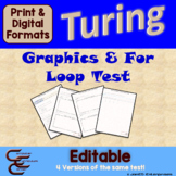 Turing 2 E For Loop Test