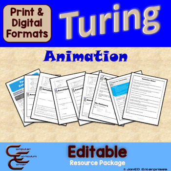 Turing 3 A Animation