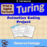 Turing 3 B Animation Culminating Activity 3 Version Package