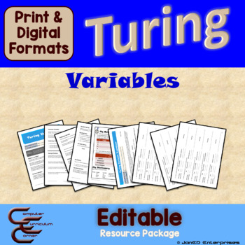 Turing 4 Variables Package