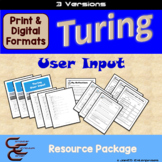 Turing 5 A Basic Math Functions 3 Version Package