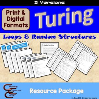 Turing 7 B Loop Commands 3 Version Package