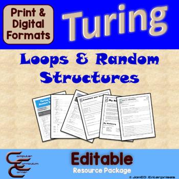 Turing 7 B Loops Package