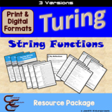 Turing 9 B String Functions 3 Version Package