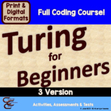 Turing Introduction to Programming 3 Versions