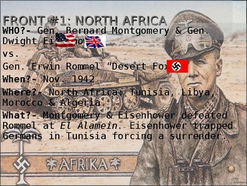 Turing Point of WWII