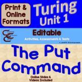 Turing Unit 1 Output