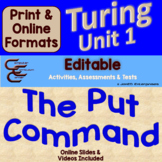 Turing Unit 1 Output